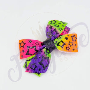 Stars on Halloween Ombre [small basic