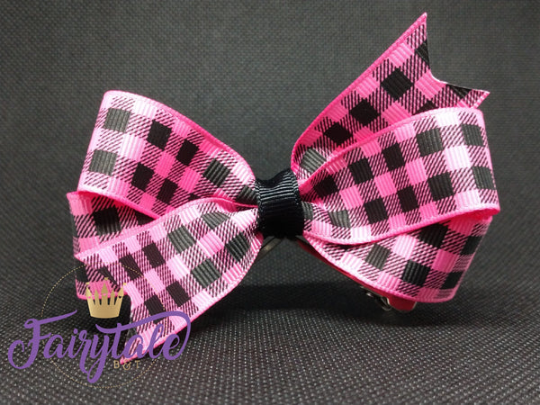 Pink [small loop] plaid