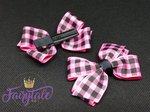 Pink [small basic] plaid