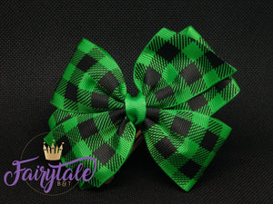 Plaid Basic - Emerald
