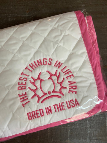 CIRCUIT STYLE x WILKERS Baby Pad- American Trakehner/Dressage