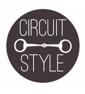 Circuit Style Logo Decal