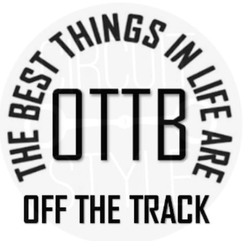 The OTTB Decal