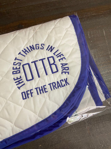 CIRCUIT STYLE x WILKERS Baby Pad- OTTB/AP