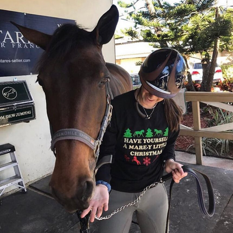 The Mare-y Christmas Sweatshirt