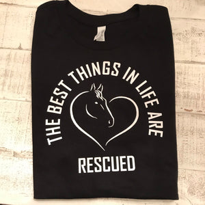 The Rescued Tee