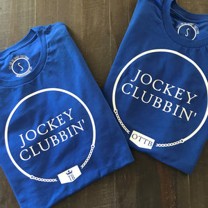 The Jockey Clubbin' Long Sleeve Tee