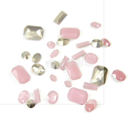 HOB® Large Mixed Bag of Fancy Stones - Haus of Bling International
