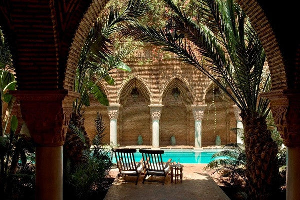 Big Luxury at Marrakech's Smallest 5-Star Hotel