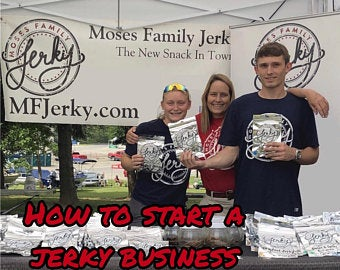 Tips for starting your own jerky business video course