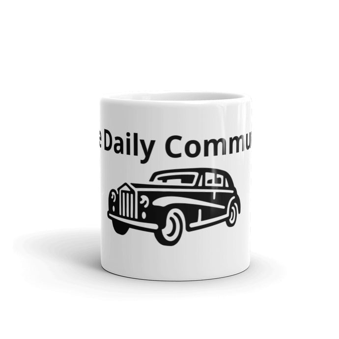 The Daily Commuter Mug