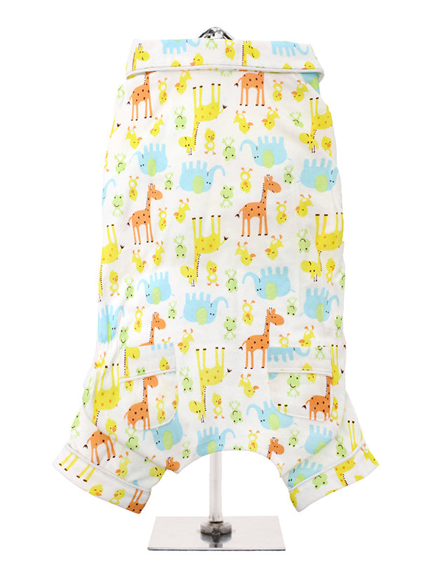 funky Animal Print PJs here at Smiley Myley will ensure that your little one is all comfy and cozy
