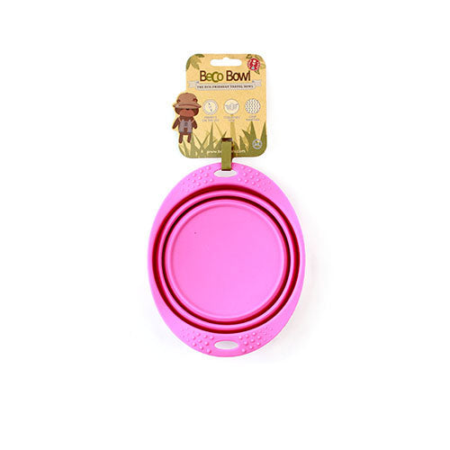 Beco Travel Bowl - Pink