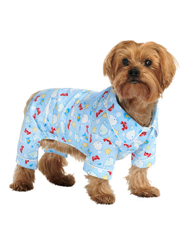funky Blue Ocean PJs here at Smiley Myley will ensure that your little one is all comfy and cozy