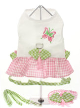 Butterfly Harness Dress, Lead & Hat for Dogs from Smiley Myley