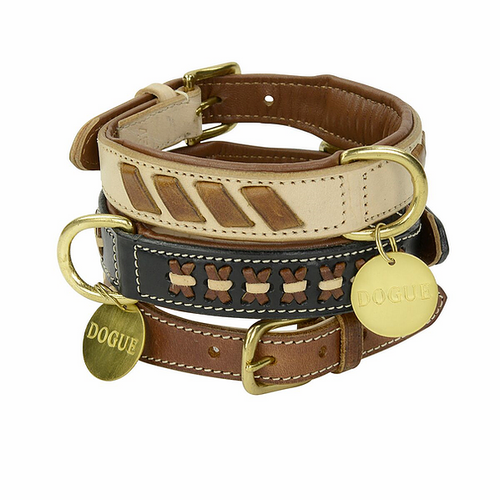 Dogue - Man Leather Collar Collection