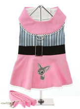 Little Lily Harness Dress & Lead for Dogs from Smiley Myley
