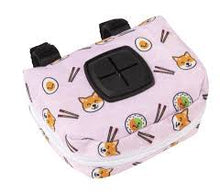 Keep your doggie poo bags hidden away in a SuShiba Poop Bag Dispenser, from Fuzzyard.