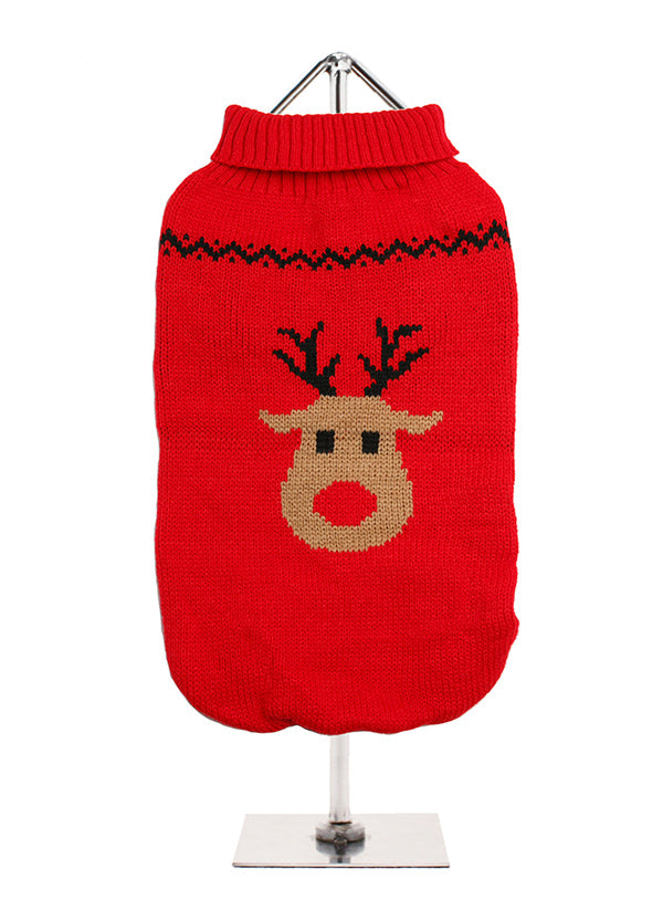Rudolphs Red Sweater