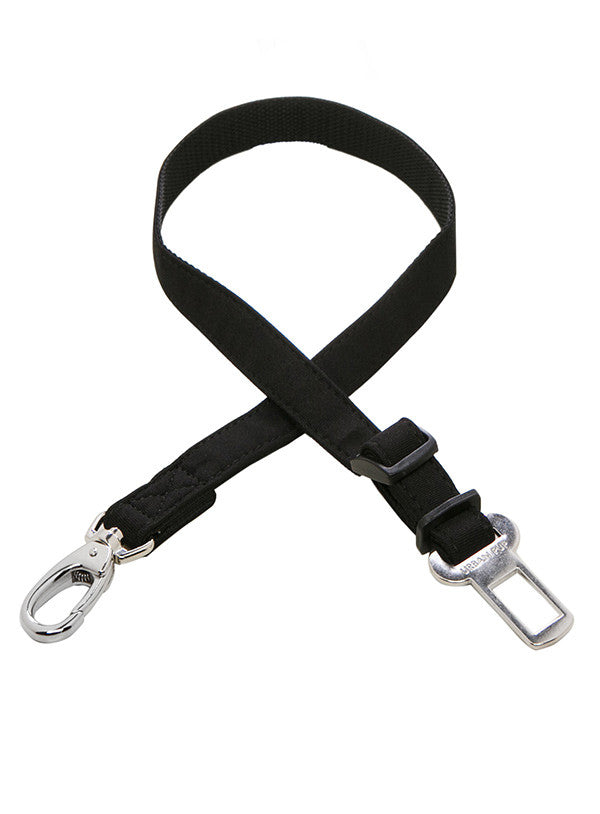 Universal Dog Seat Belt Restraint for your pet dog with Smiley Myley