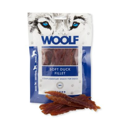Woolf - Soft Duck Fillet 100g