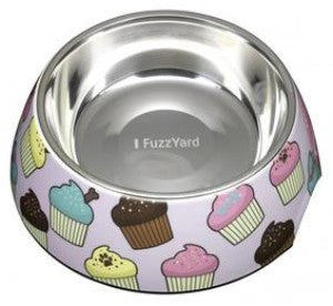 Sweet tooth anyone?! You and your dog will drool over this delicious cupcakes design!