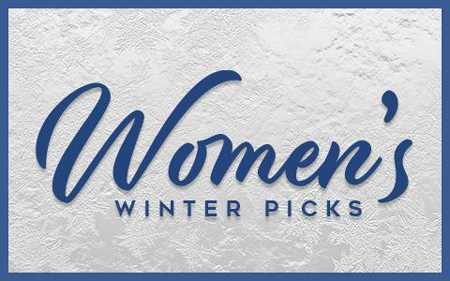 Women's Winter Collection Picks Extra 20% Off