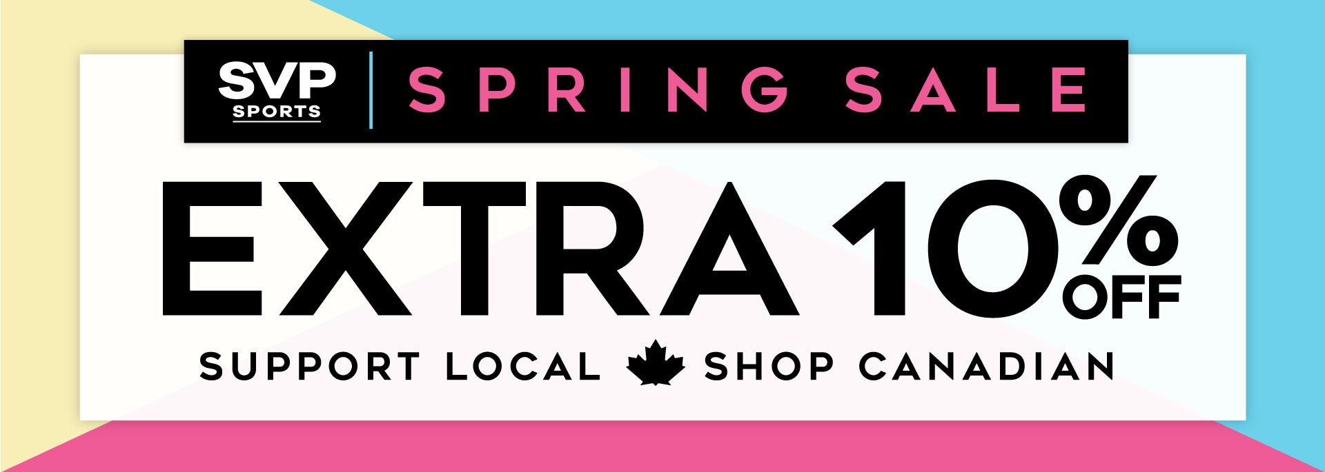 Spring Sale Extra 10% Off