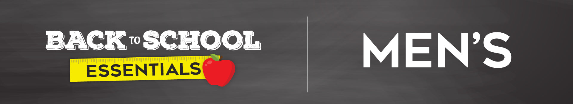 Save up to 60% off Back-to-School brand name Men's essentials at SVP Sports