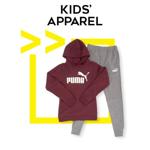 BACK-TO-SCHOOL KIDS' APPAREL