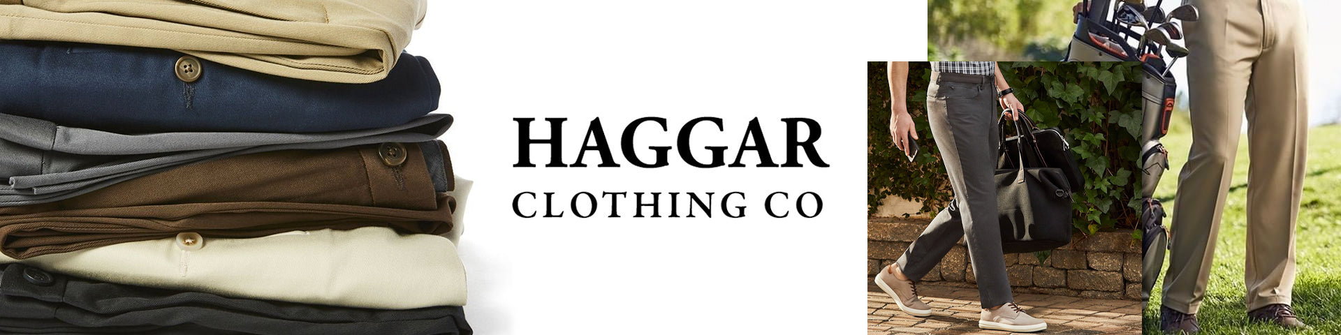 SVP Sports - Haggar Collection Page Banner