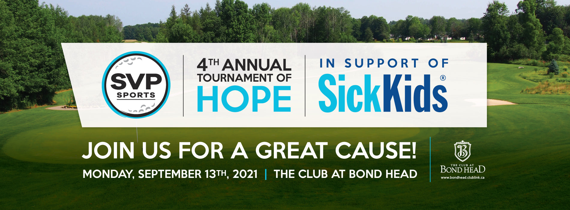 SVP Sports 4th Annual Tournament Of Hope
