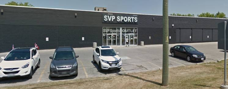 SVP Sports Alliston