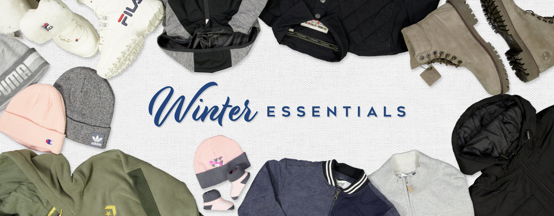 Save An Extra 20% Off Winter Essentials