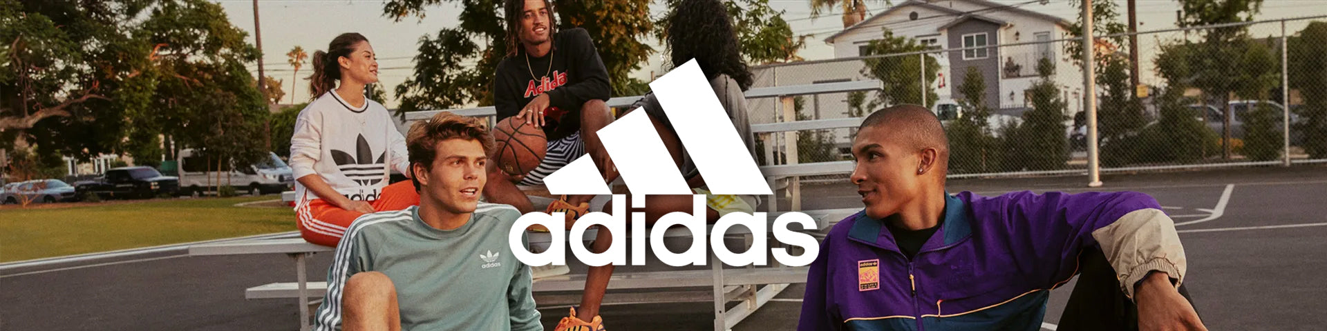 SVP Sports - adidas Collection Page Banner