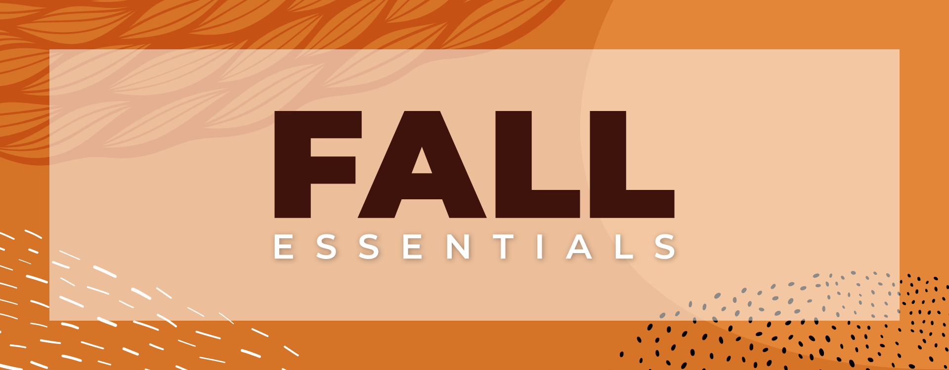 SVP Fall Essential Up To 60% Off