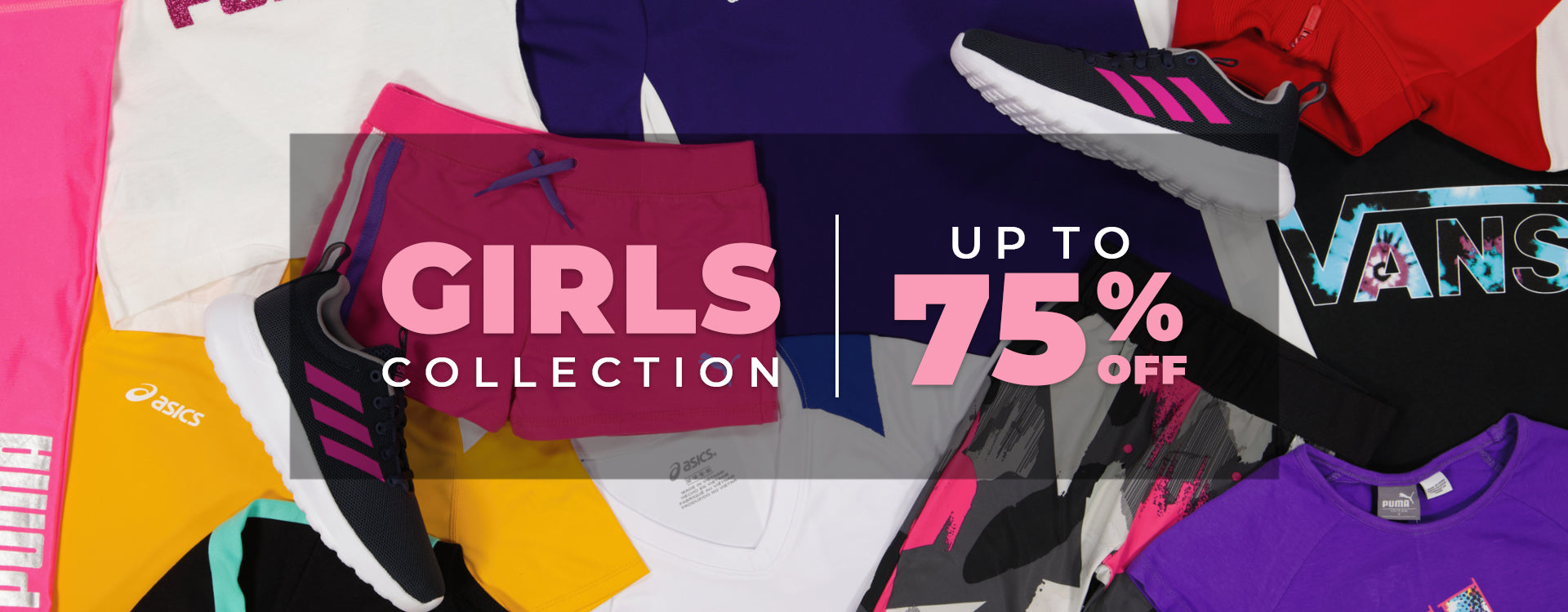 Girl's Collection Up To 75% Off
