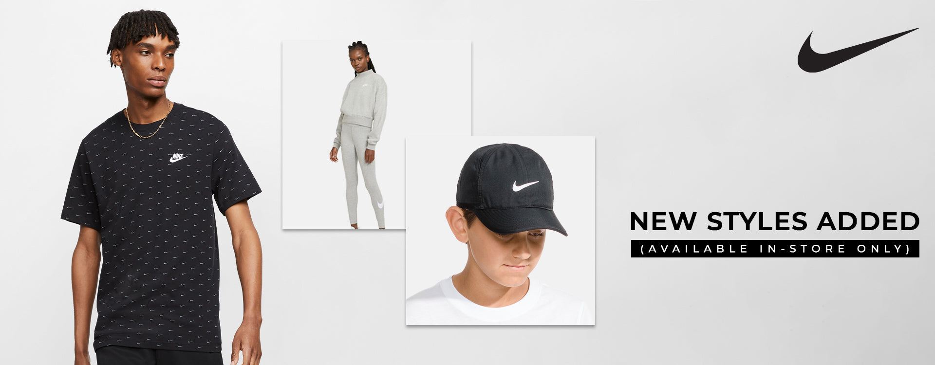 Nike Footwear, Apparel & Accessories (In-Store Only)