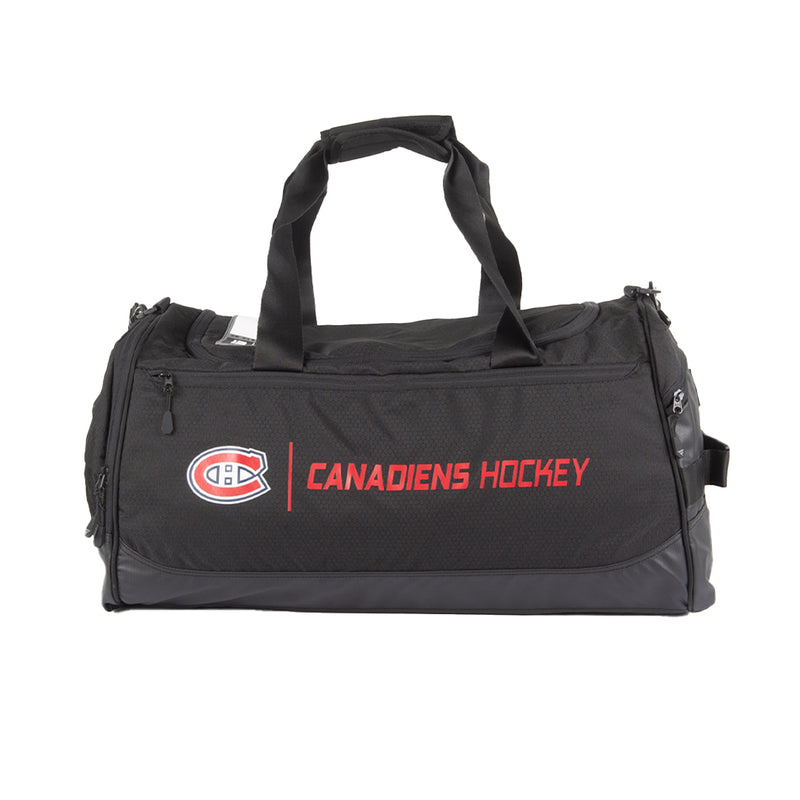 Fanatics - Montreal Canadiens Pro Duffel Bag (01DB 127A 2K ASH)