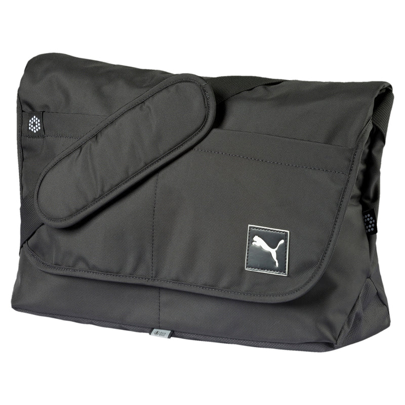 Puma - Black Messenger Bag (073996 01)