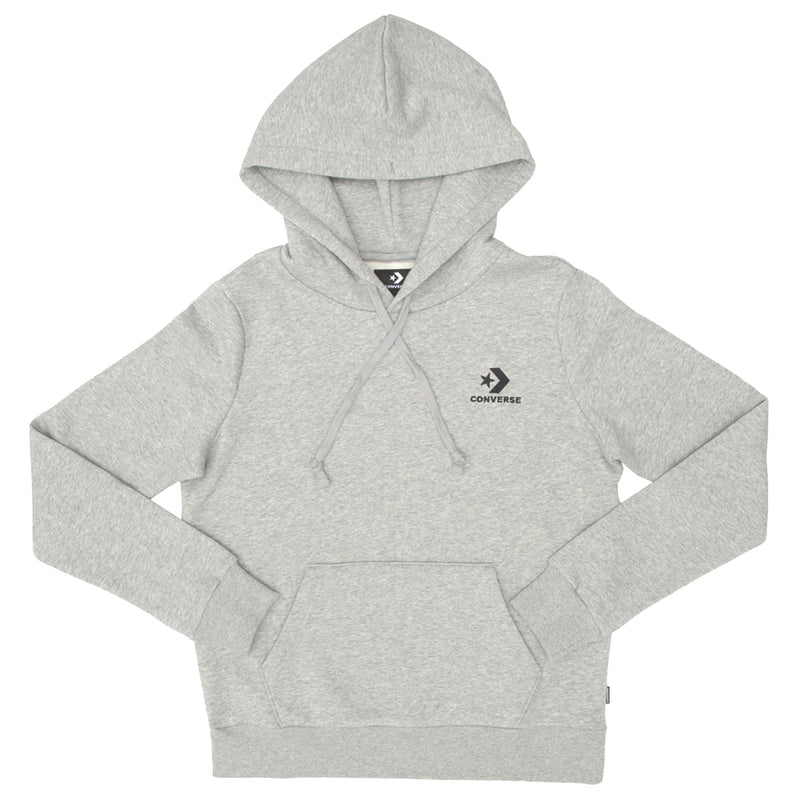 Converse - Women's Star Chevron Embroidered Pullover Hoodie (10008819 A03)