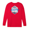 Converse - Women's Mountain Club Long Sleeved Tee (10009022 A02)