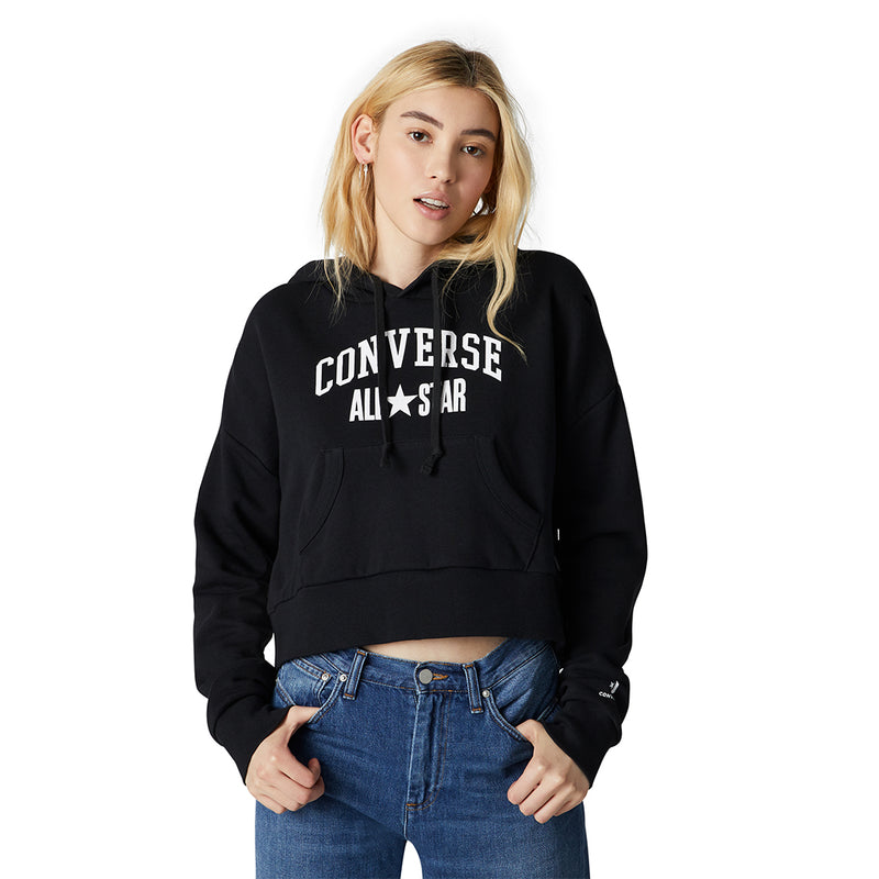 Converse - Women's All Star Pullover Hoody (10017828 A01)