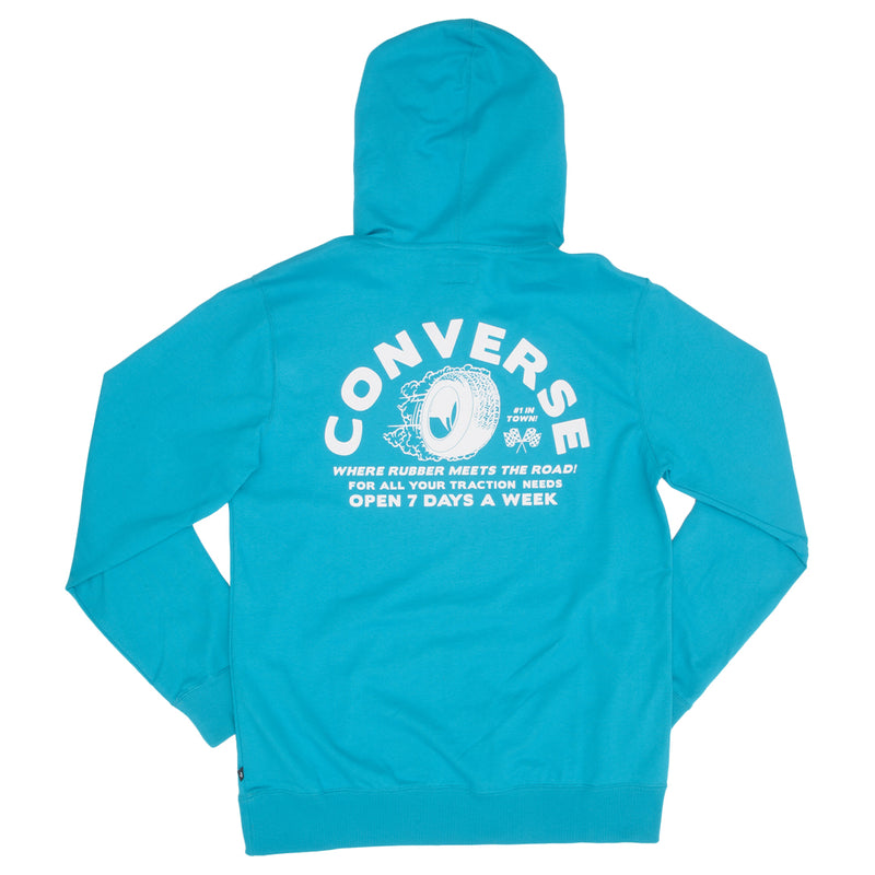 Converse - Men's Auto Repair Graphic Jersey Hoody (10019081 A02)