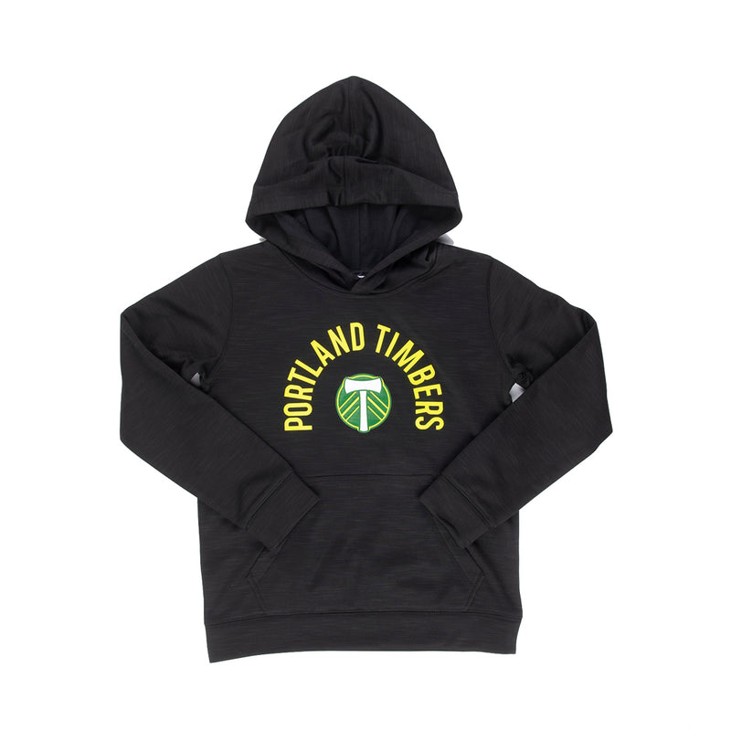 MLS - Kids' (Junior) Portland Timbers Ultra Hoody (KC8625 PT)
