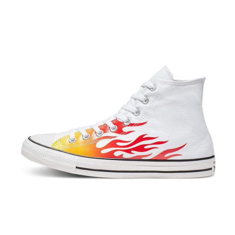 Converse - Unisex Archive Print Chuck Taylor All Star High Top Shoes (166257C)