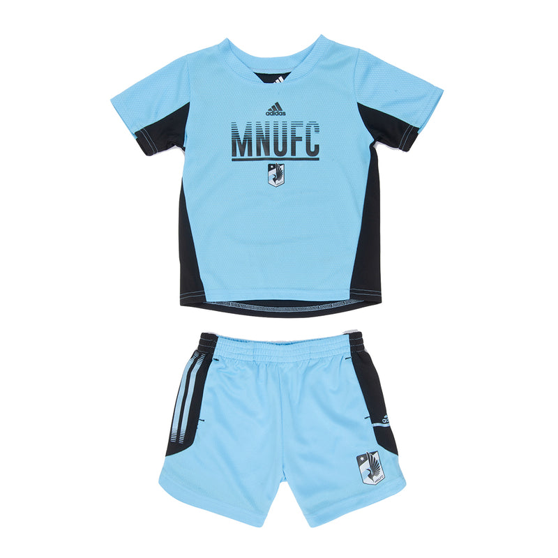 adidas - Kids' (Toddler) Minnesota United FC Kickoff Set (RS41B5 MU)