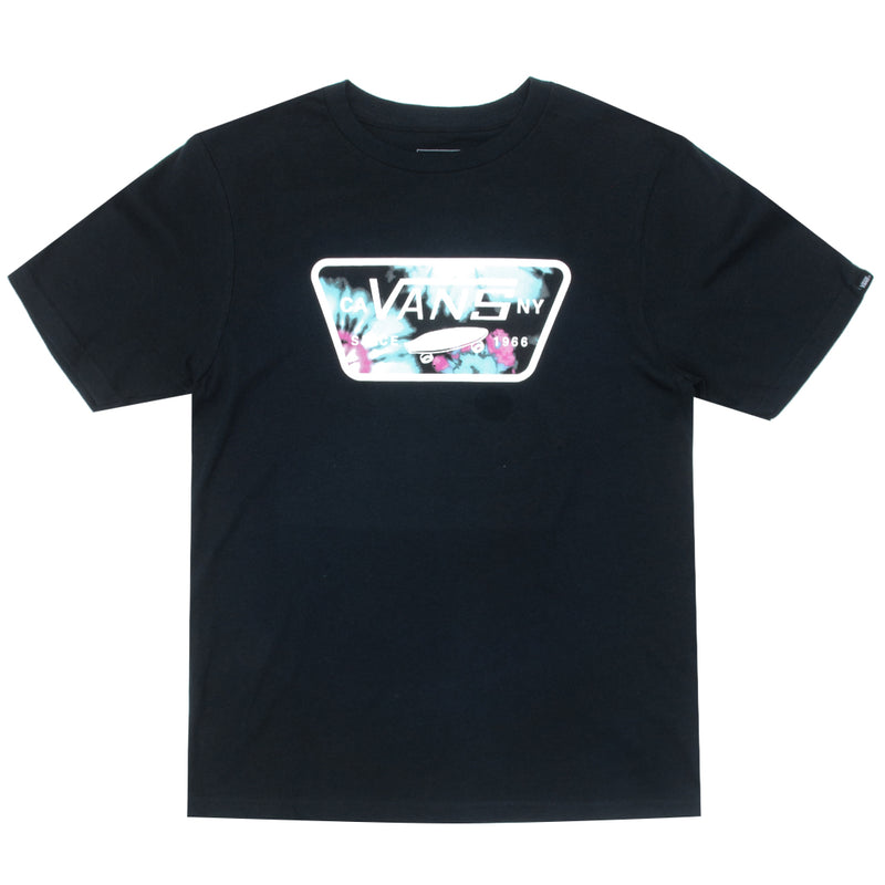 Vans - Kids' (Junior) Full Patch Tee (2WQQYCY)