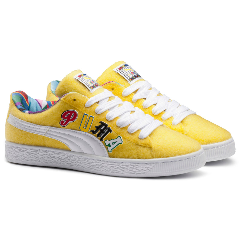 Puma - Men's Basket x Dee and Ricky Shoes *ONLINE EXCLUSIVE* (360084 01)