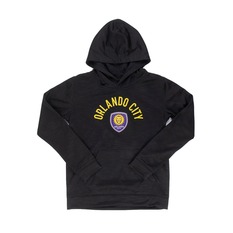 MLS - Kids' (Junior) Orlando City SC Ultra Hoody (KC8625 OR)